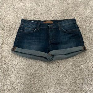 Joes jeans shorts